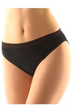 Čierne nohavičky Gina 00033P