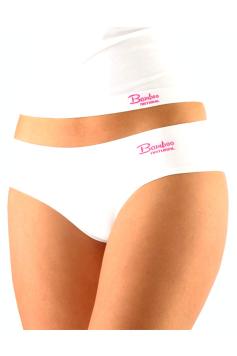 Biele francúzske nohavičky Gina 04022P